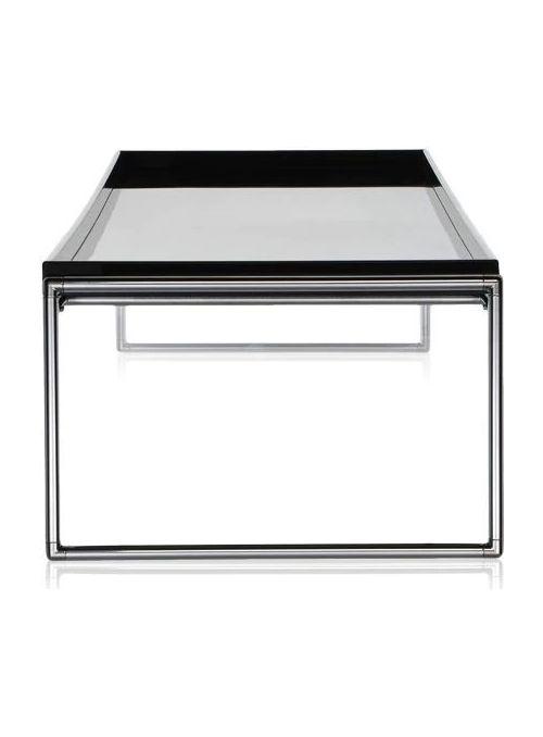 TABLE TRAYS NOIR BRILLANT