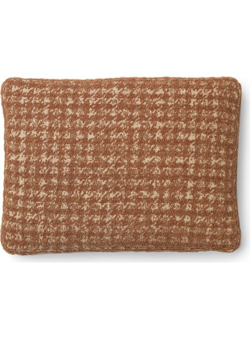 COUSSIN BETTY JACQUARD ORANGE