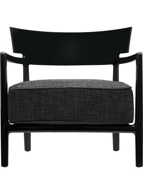 FAUTEUIL CARA SOLID ANTHRACITE