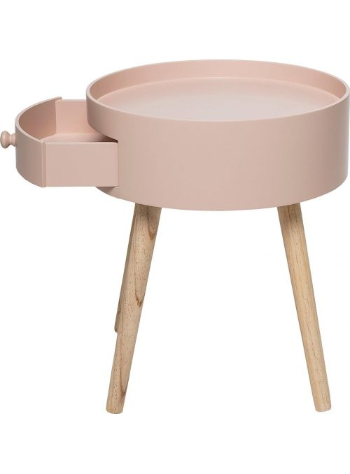 Table d'appoint avec tiroir...