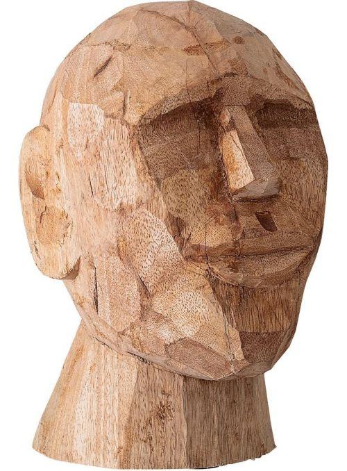 Objet décoratif fait main Face