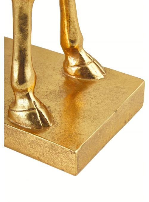 Lampe à poser dorée Epigaea...
