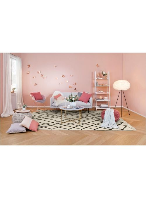 Tapis en laine Graphic...