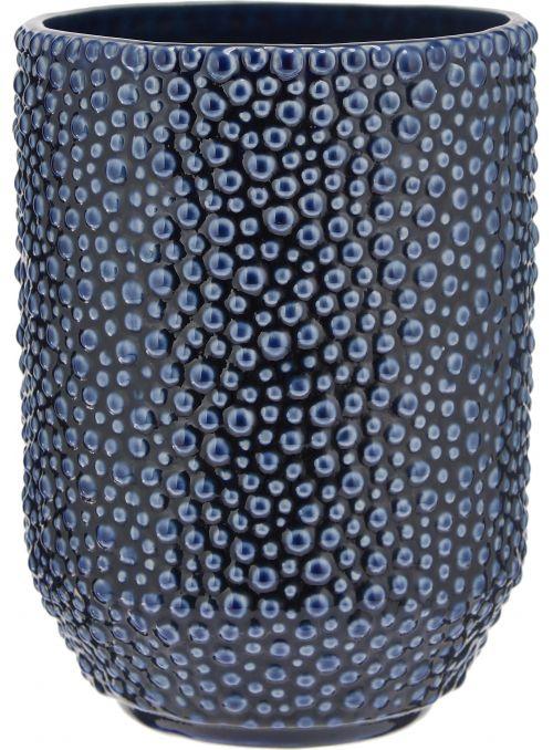 Vase en céramique Ocean - Bleu