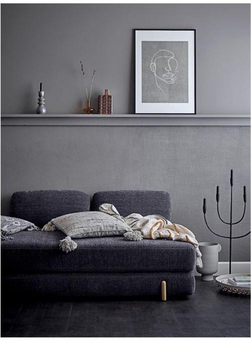 Image encadrée Espen - Noir