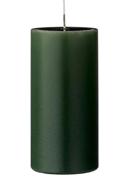 Bougie décorative 15cm -...