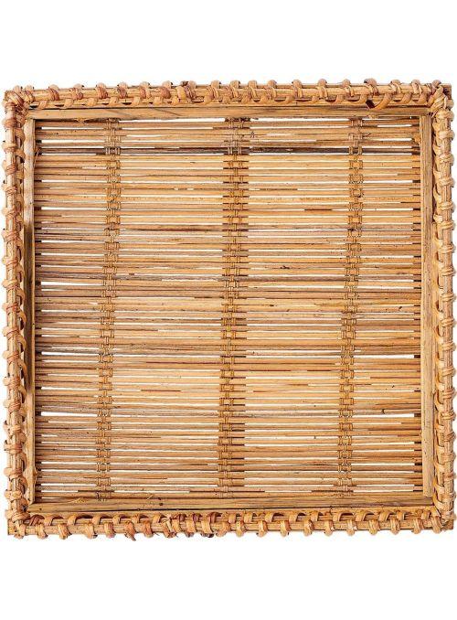 Porte-serviettes en bambou...