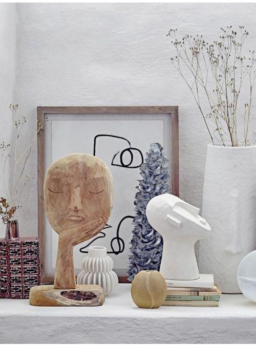 Objet décoratif Thought - Bois