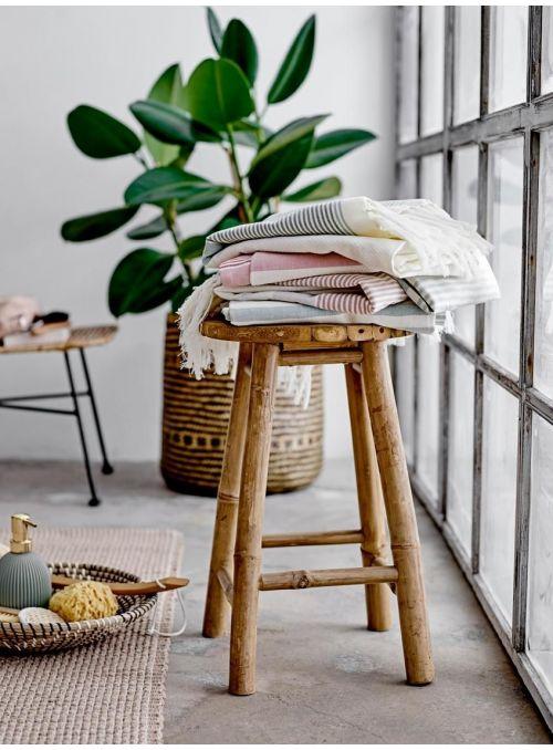 Tabouret en bambou Sole