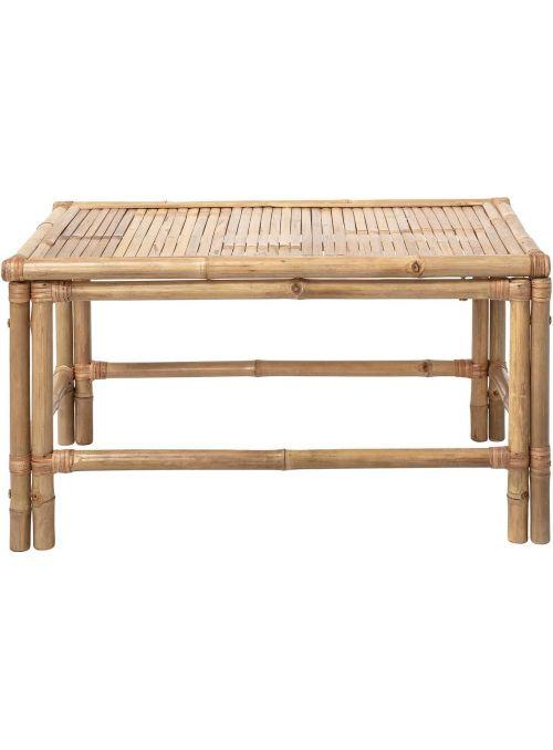 Table basse en bambou Sole