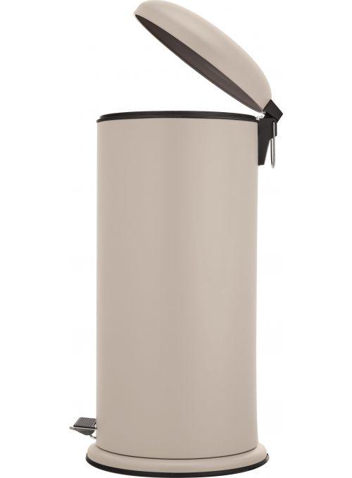 Poubelle Dustbin - Beige