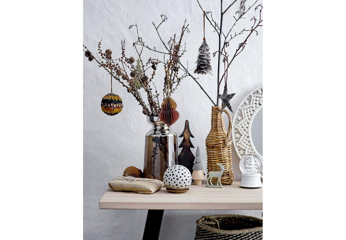 Accessoire décoratif Mong - Bois de manguier