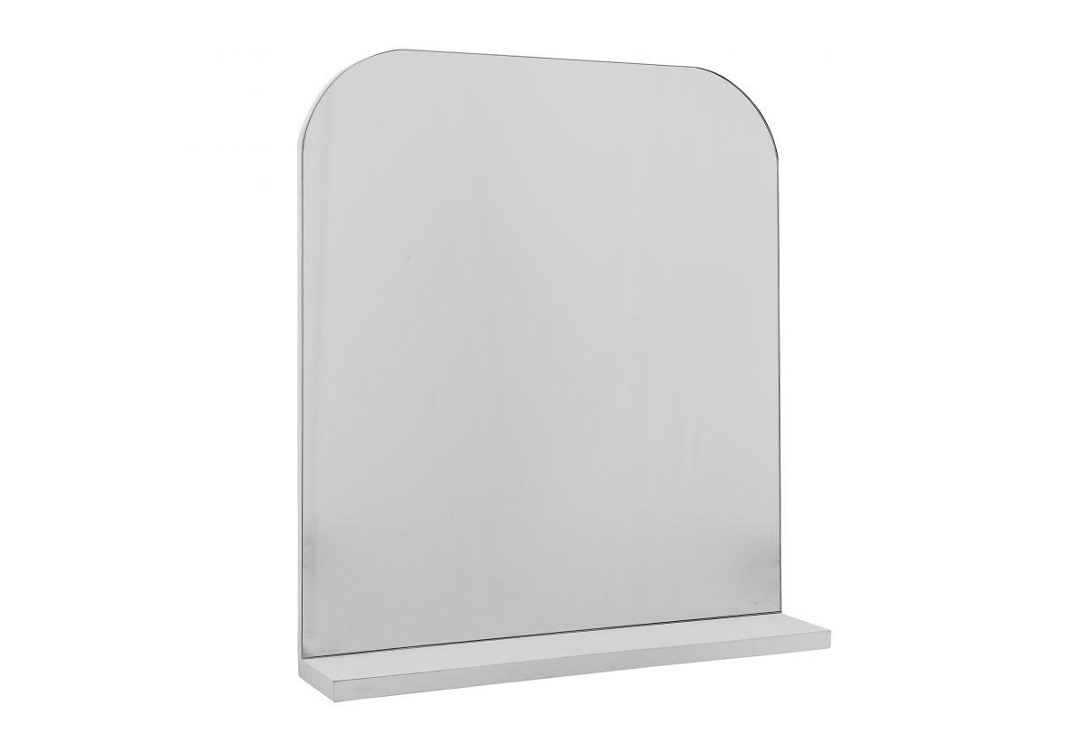 Miroir mural Pina - Blanc