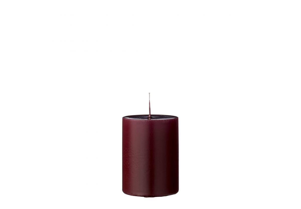 Bougie décorative verte Lulu - Rouge