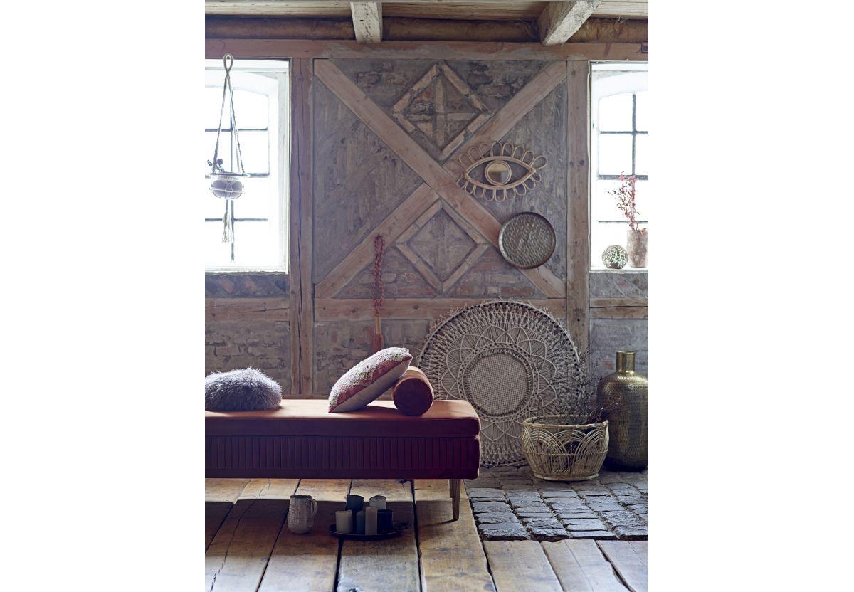 Bougie décorative verte Lulu - Gris
