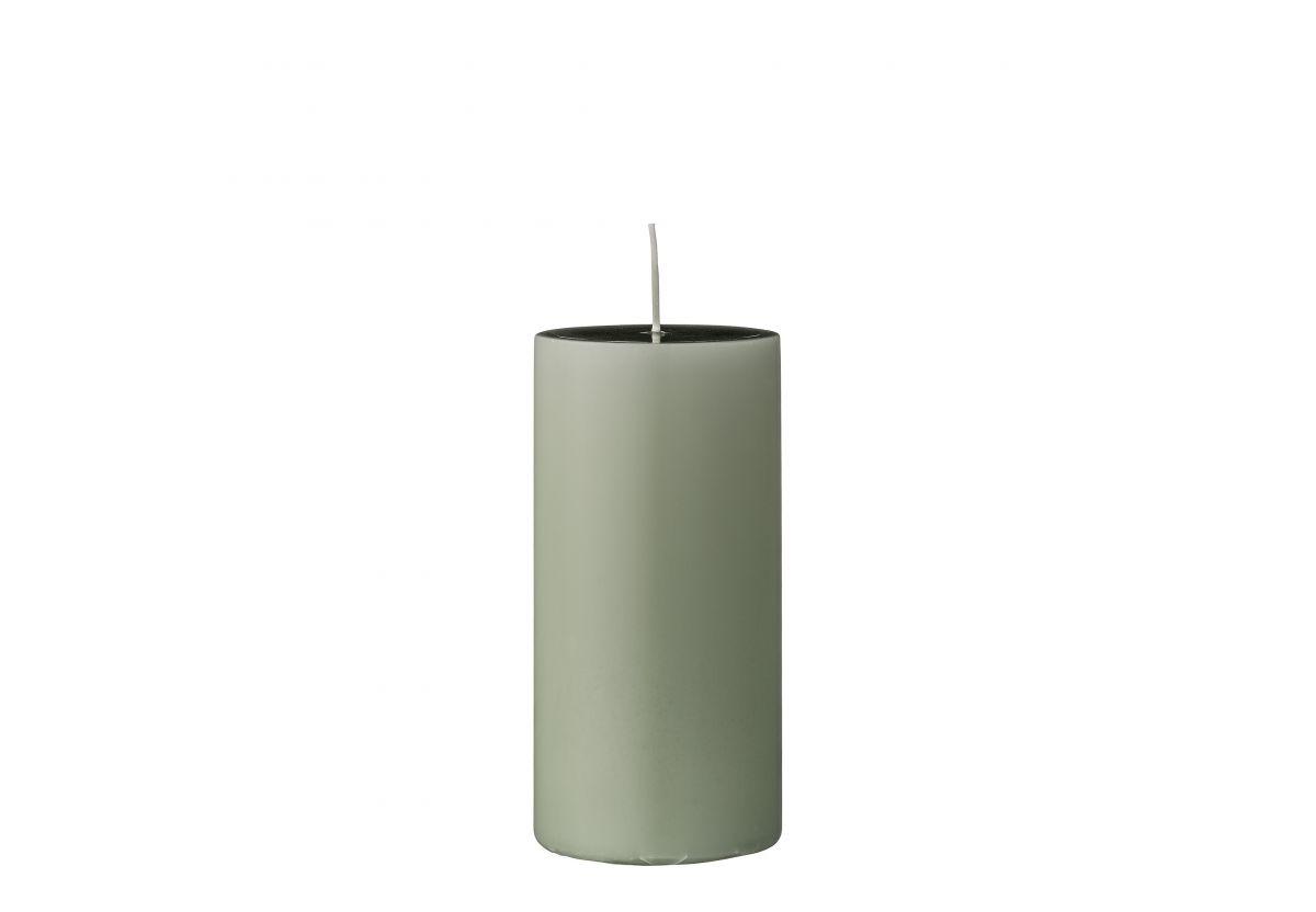 Bougie décorative Lulu - Vert clair