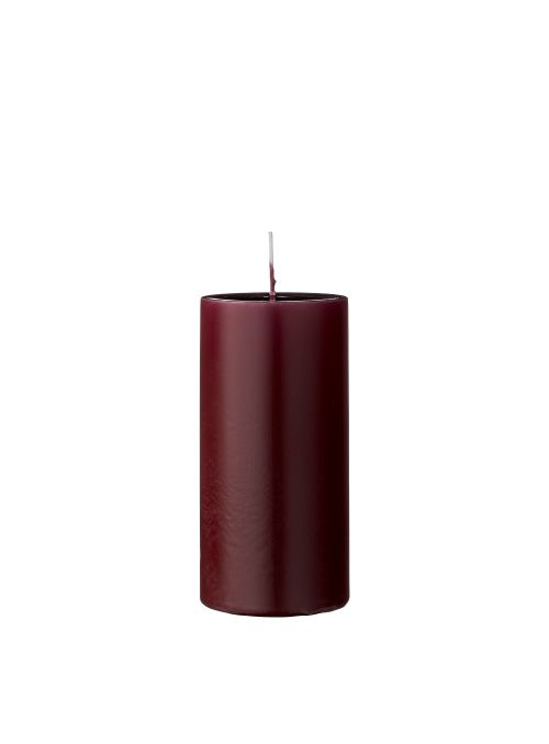 Bougie décorative Lulu - Rouge
