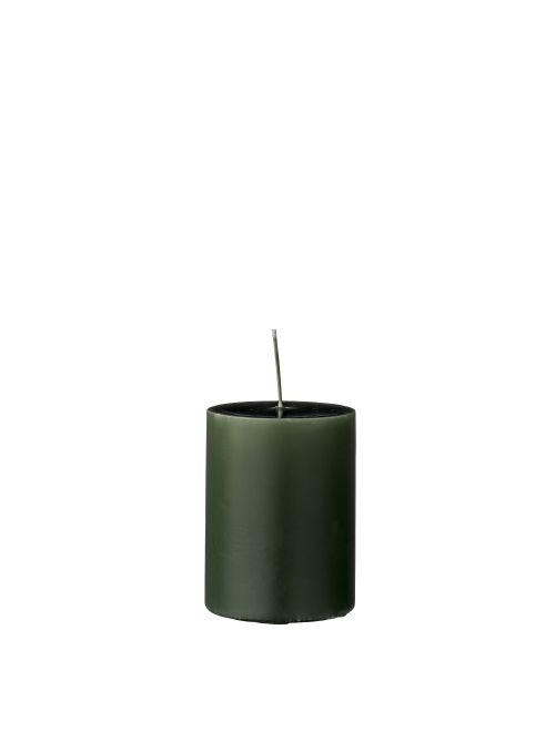 Bougie décorative verte Lulu - Vert Forêt